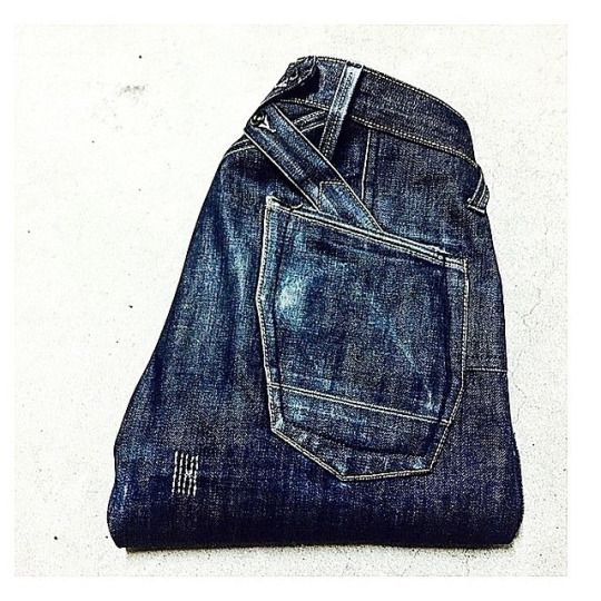 #denim #jeans #blue #fade #japan #mode #fashion #menswear