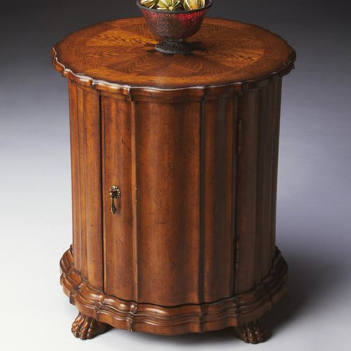 Butler Masterpiece Drum End Table
