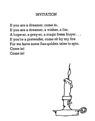 Shel Silverstein Has Been My Favorite Poet Since I Was A Child Credit Him For Shaping Taste In Just About Everything His Poetry Is Funny