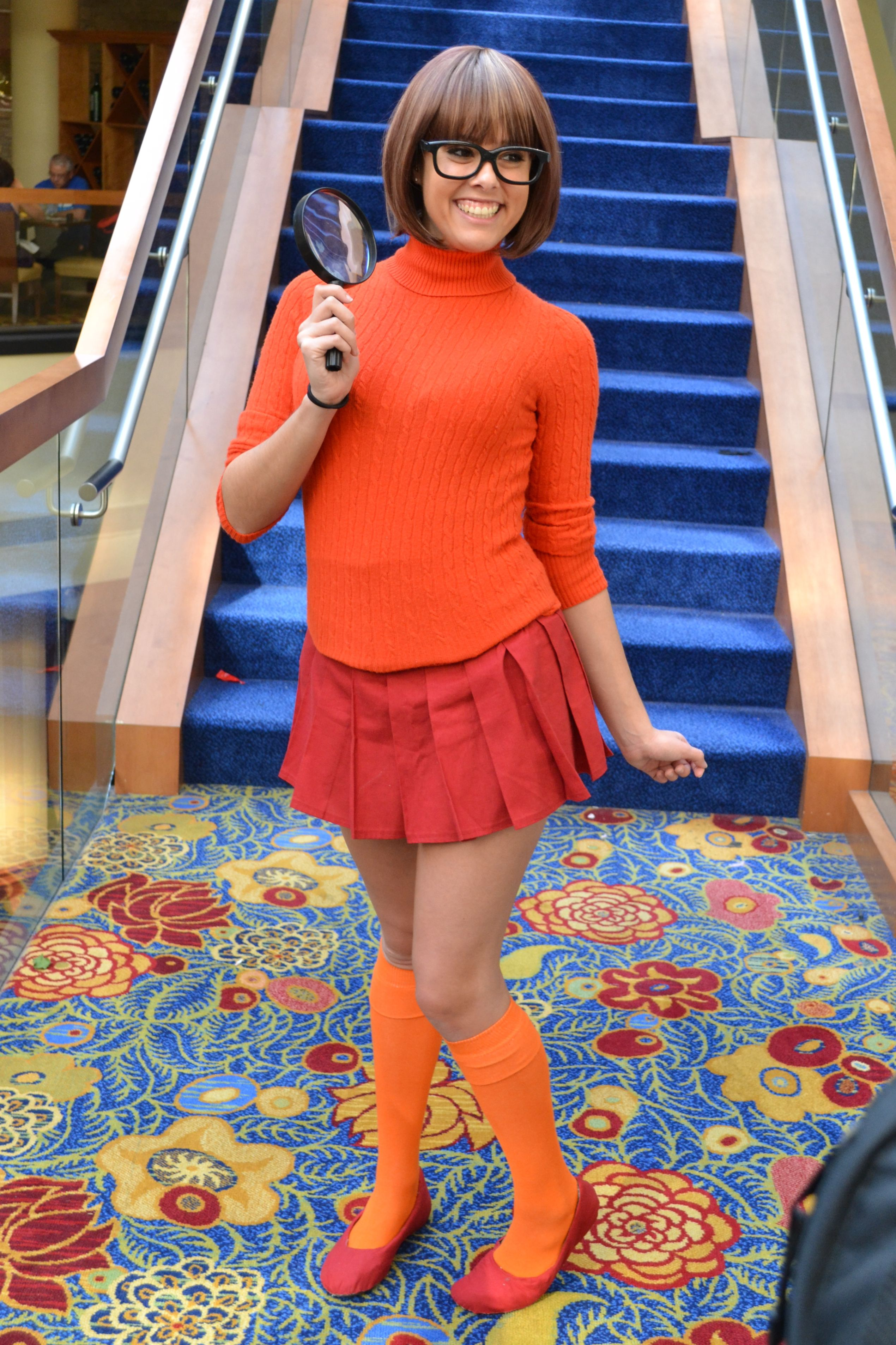 Sexy Velma cosplay | Costumes and Cosplay | Pinterest ...