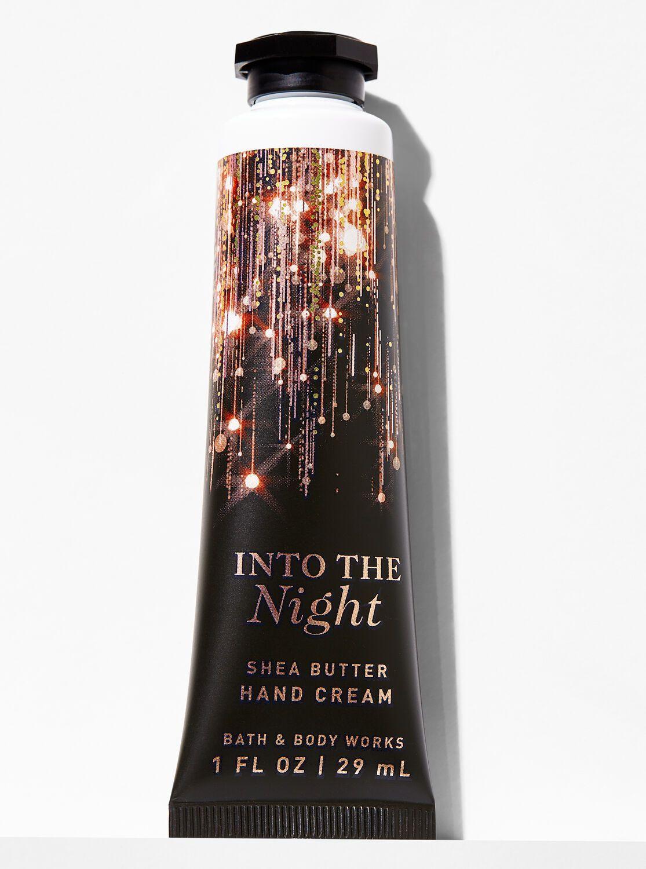 Into The Night Hand Cream In 2020 Bath And Body Shop Hand Cream Bath And Body Works