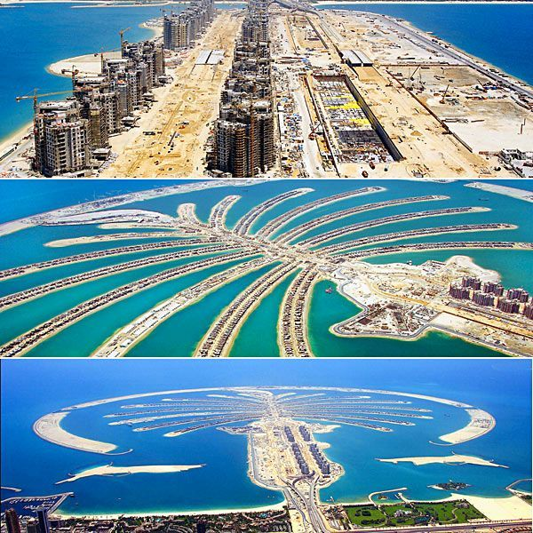 Dubai Is A Place I Would Love To Live Only For The Beauty Of The Island Gallery