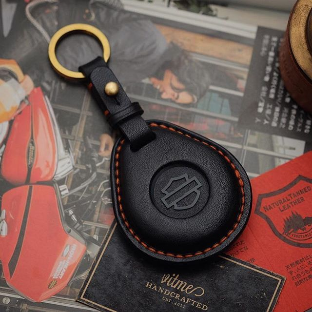 Metal Motorcycle Key Holder,for Harley Davidson,by V-Twin
