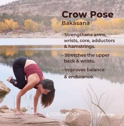 yoga style crow pose 54 ideas  crow pose yoga asanas