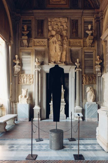 Fashionable Galleria Borghese - An American in Rome