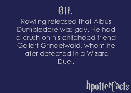Harry Potter Fact 11