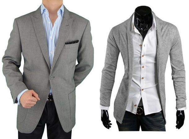 grey sport coat casual - Google Search | Dress like a grown man ...