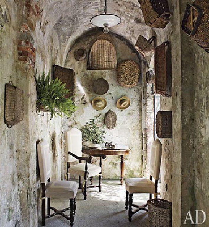 Casas Italianas Casas Italianas 6 Decorar Tu Casa Es
