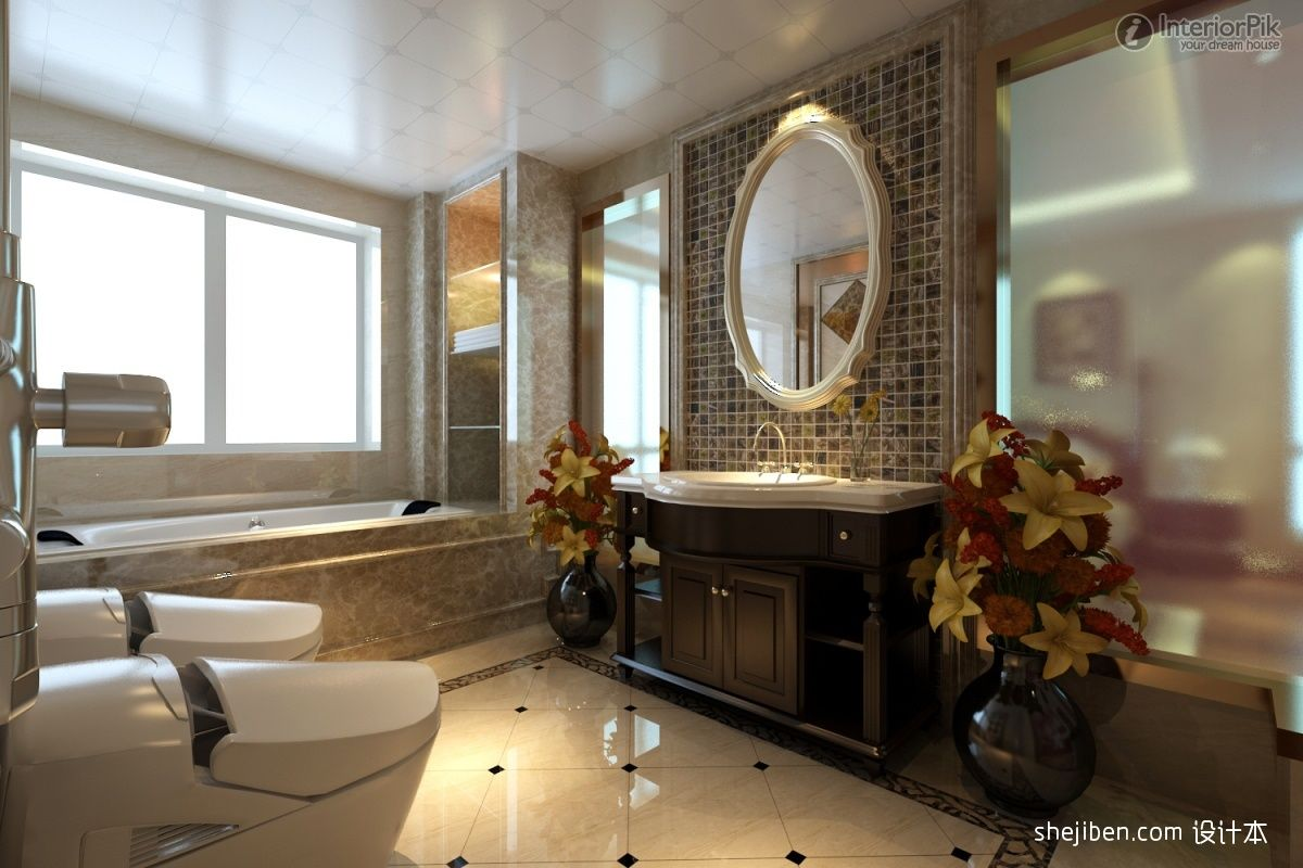 luxurious master bath ideas - Google Search