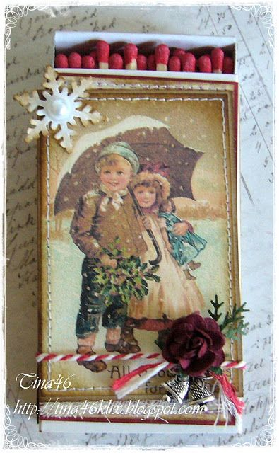OR OLD CARDS INTO TAGS