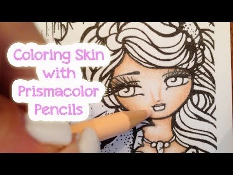 Prismacolor Pencils - Coloring Skin | ~ Prismacolor Pencils ...