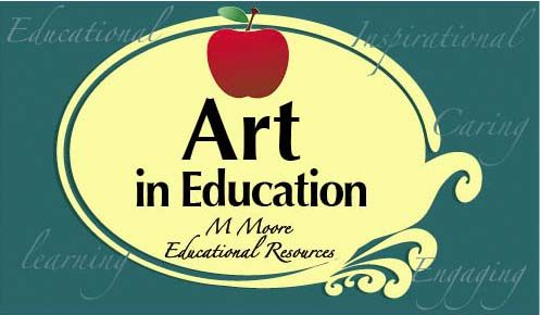 Here you'll find numerous resources where art is brought into educational lessons and various other resources for art in education. © 2015 Mary Moore, MMoore Educational Resources,  Feel free to share, follow, & repin.