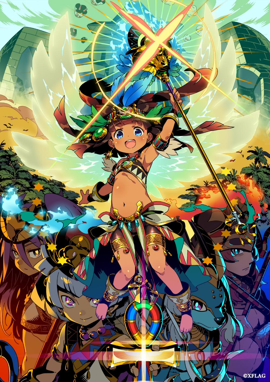 Iョ向悠= on Anime, Anime fantasy, Monster strike