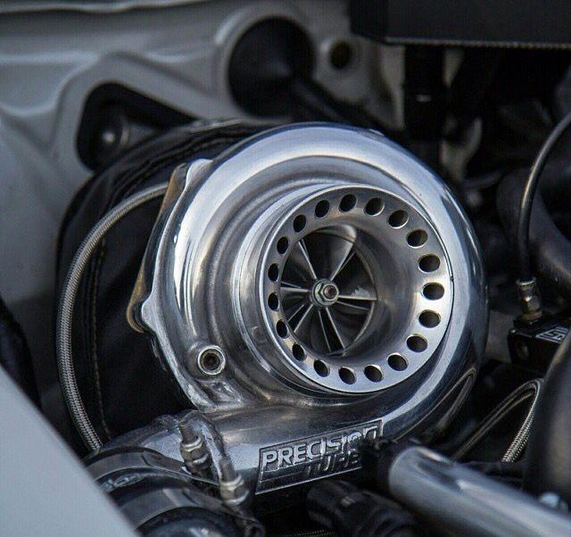 Precision Twin Turbo: @branddiee // Precision Turbo