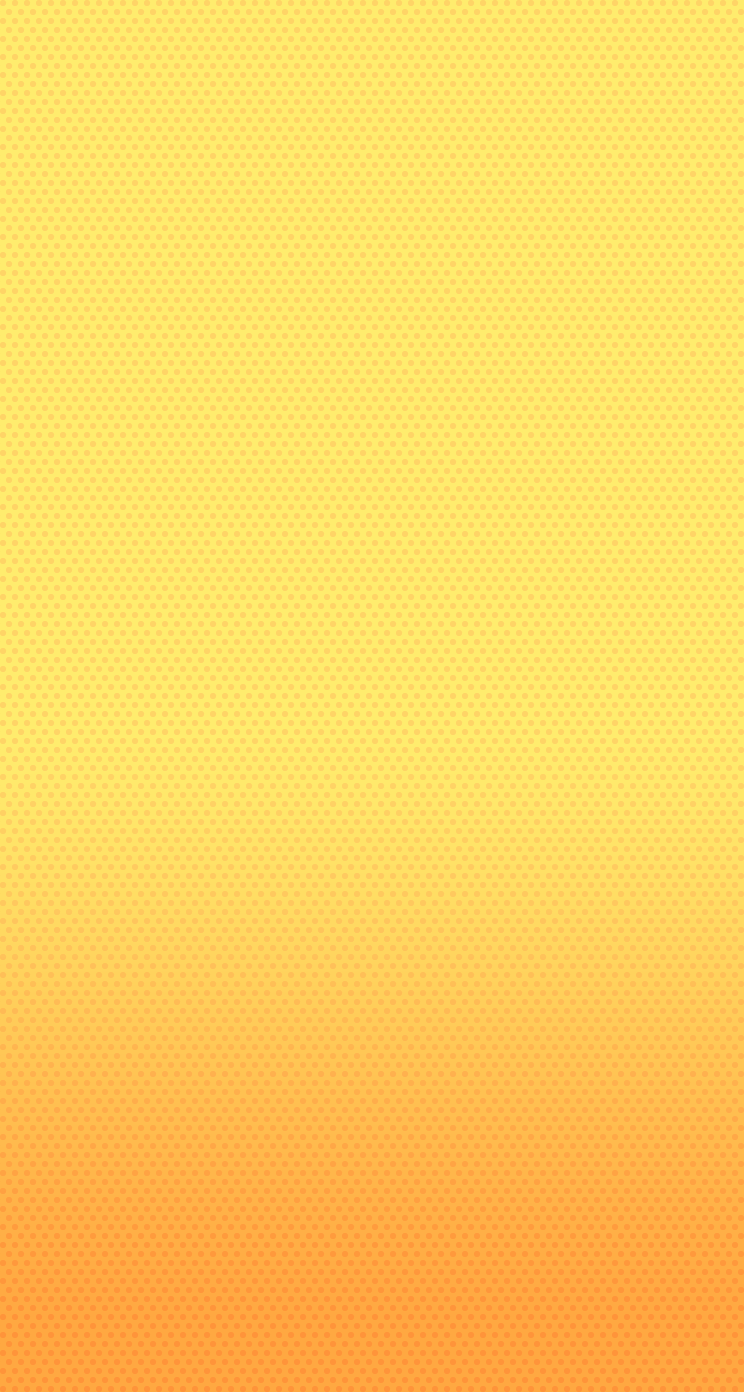 Iphone 5c Ios 7 Wallpaper Yellow Shade