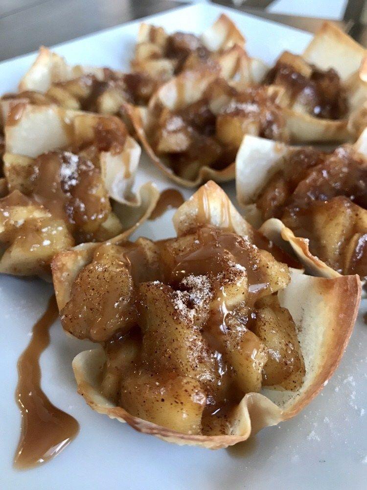 Apple Pie Wontons Apple Pie Wontons - Pound Droppe