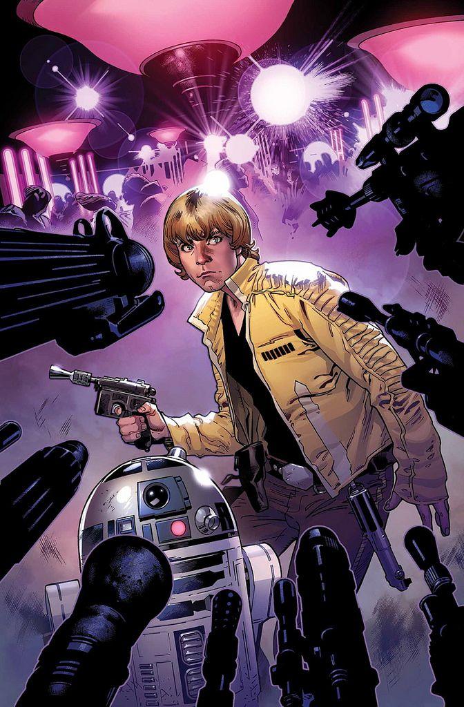 Star Wars Vol. 2: Showdown on the Smuggler's Moon TPB  Writer: Jason Aaron Pencillers: Simone Bianchi and Stuart Immonen Cover Artist: Stuart Immonen