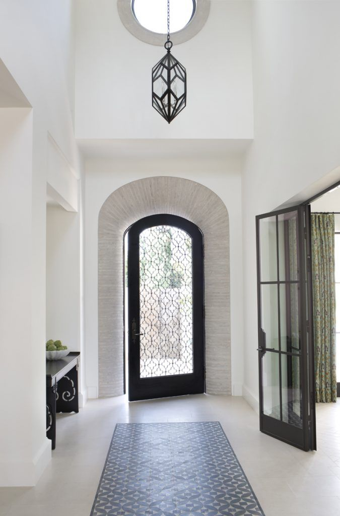 A Moroccan-Inspired Home in Los Angeles | Burnham, Moroccan and Mosaics