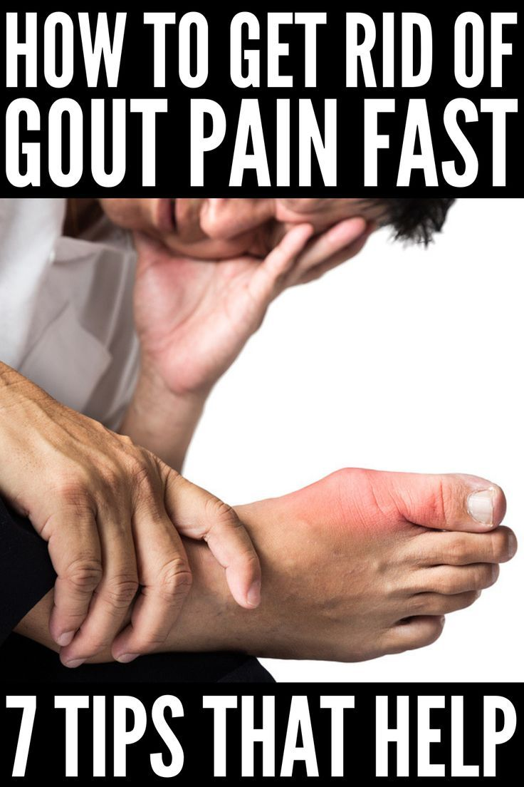 How to Get Rid of Gout | If you're looking for home remedies and…