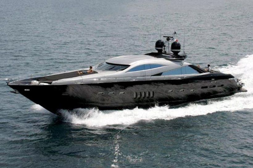 The Riva 10039 Corsaro Luxury Yacht Wallpaper Of April T