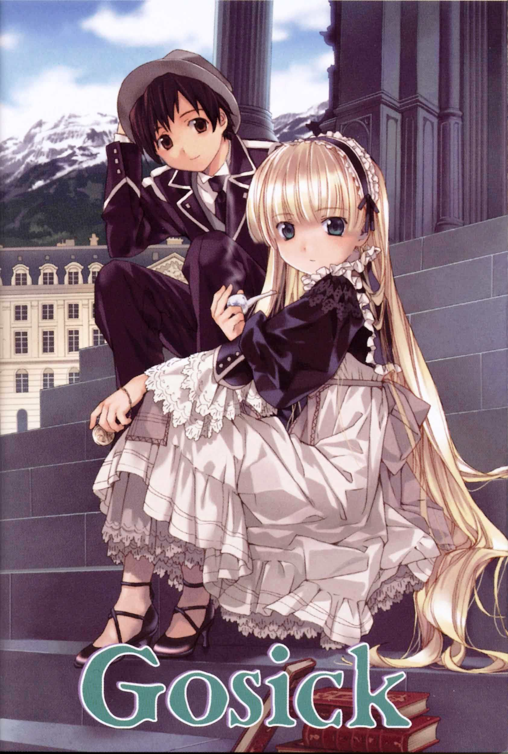Gosick. One of my most favorite animes Anime, Sherlock