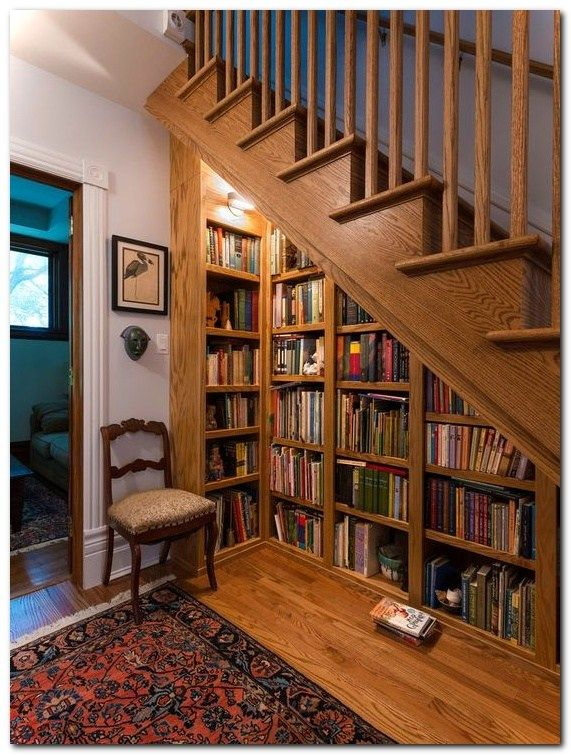 Amazing and Crazy Bookshelf You've Never Seen Before