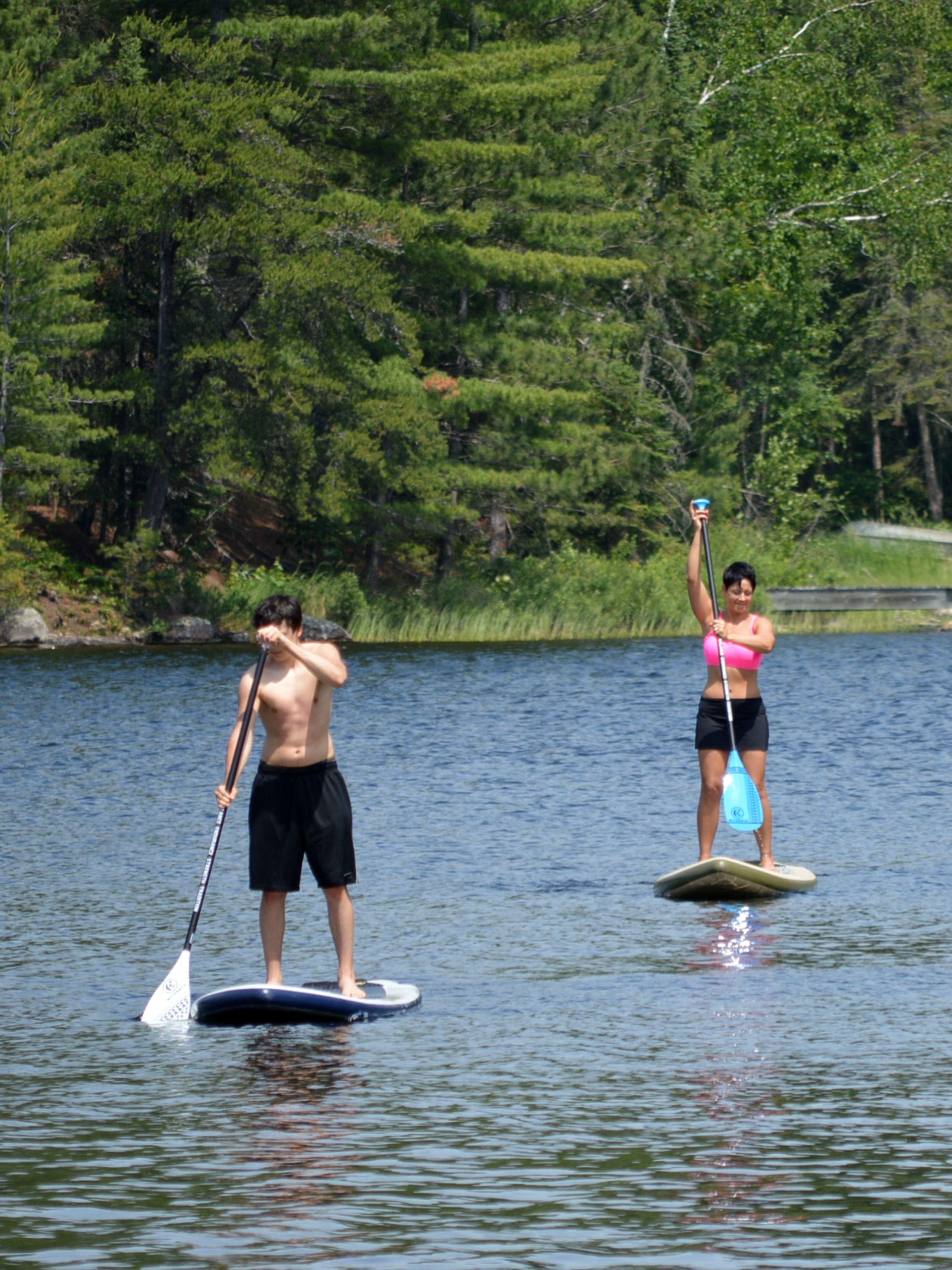 Paddle Boarding - gezonde en makelijke vakantie activiteit waar je super fit van wordt of blijft  #ReisMedischCentrum #MedischCentrumGorecht #MCG #MC-gorecht