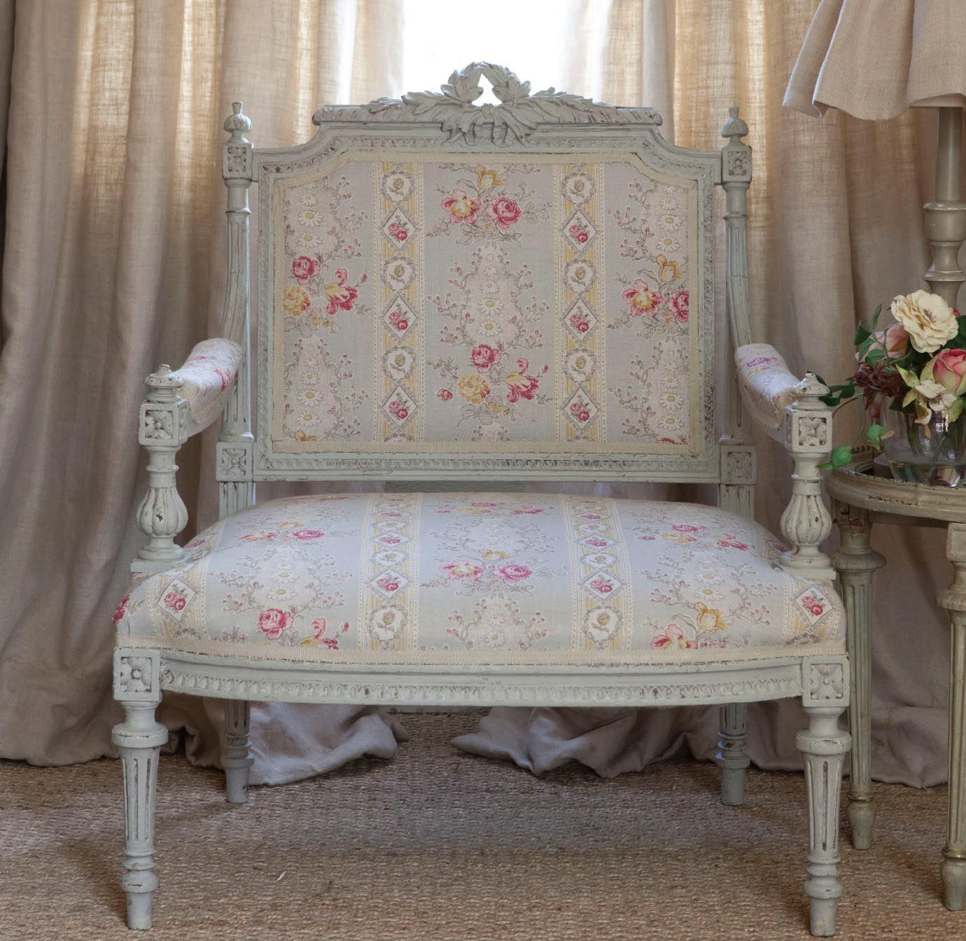 12061 Jpg 1 380 1 344 Pixels Antique French Chairs Beautiful Chair Shabby Chic