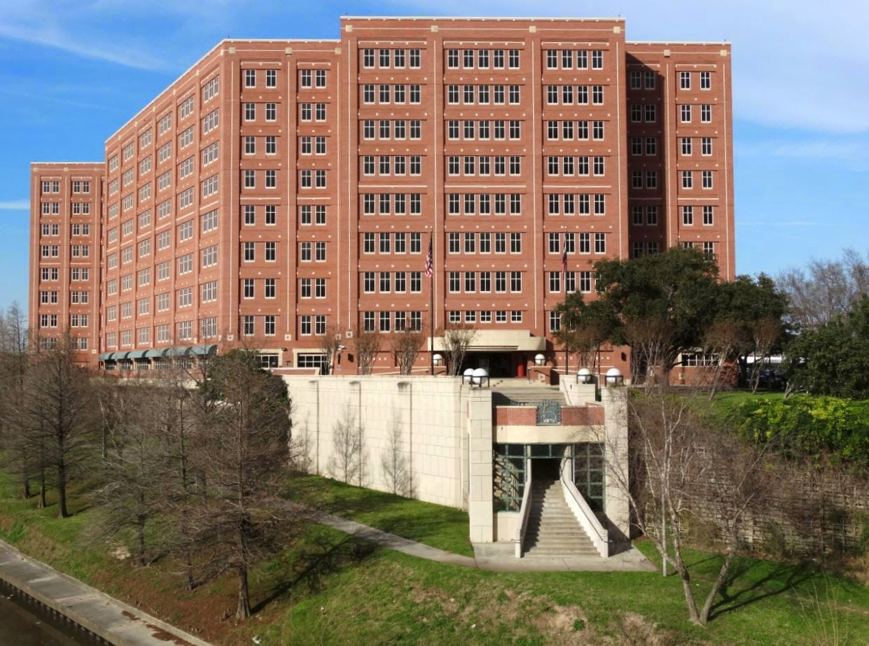 One place you do not want to visit, Harris County Jail | City of