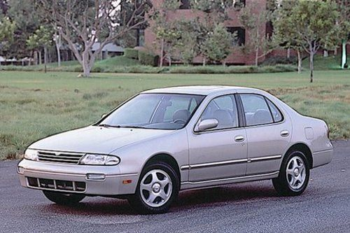 1996 Nissan Altima Repair Manual Enthusiast Wiring Diagrams