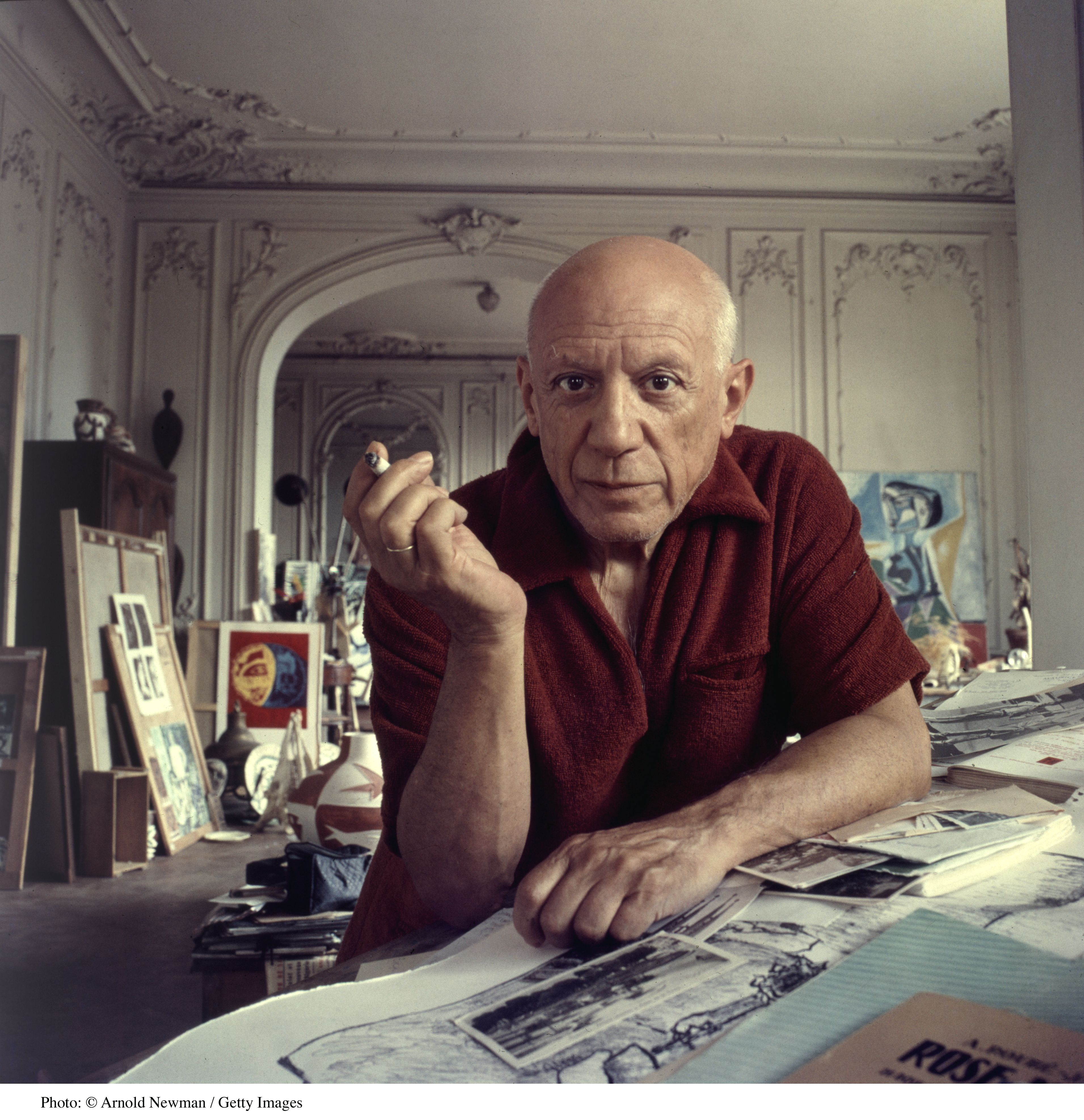National Geographic Announces Pablo Picasso to Be Subject