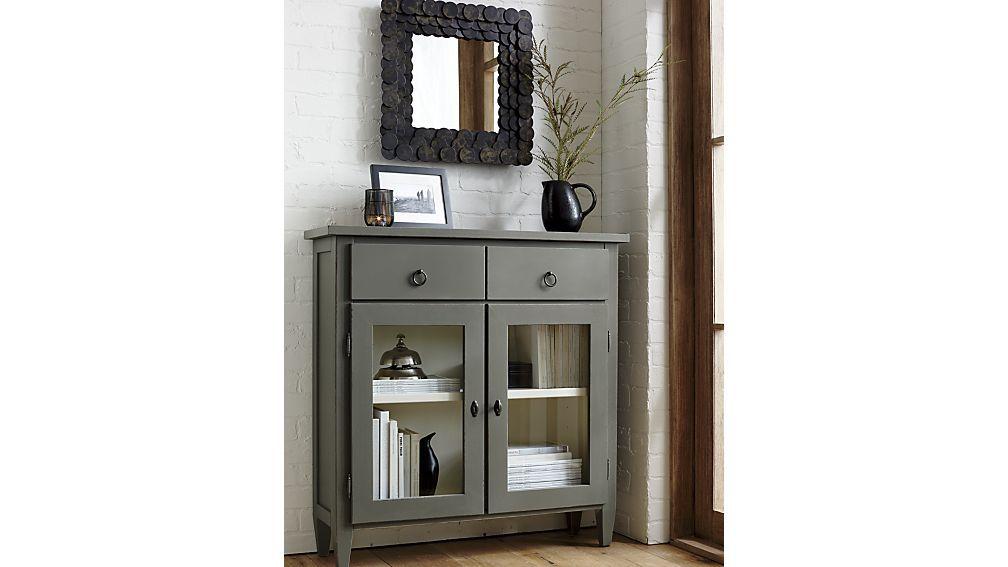 Stretto Varentone Entryway Cabinet Entryway Cabinet Cabinet Repurposed Furniture Entryway chests and cabinets