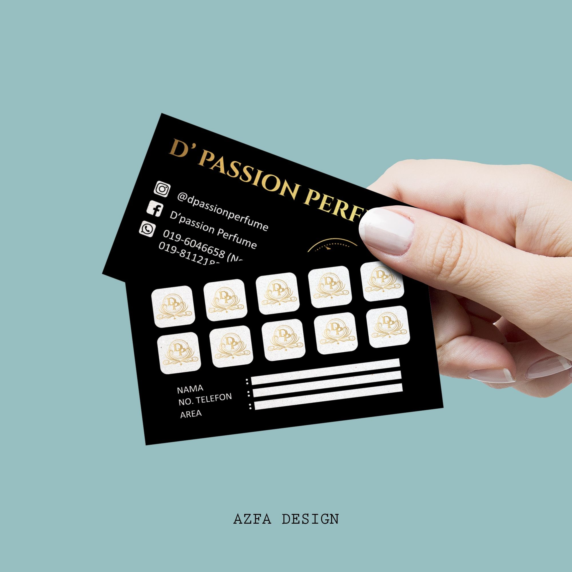 Pin On Business Card