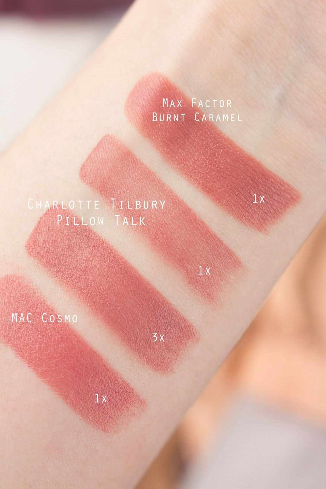 lip shades lipstick dupes matte