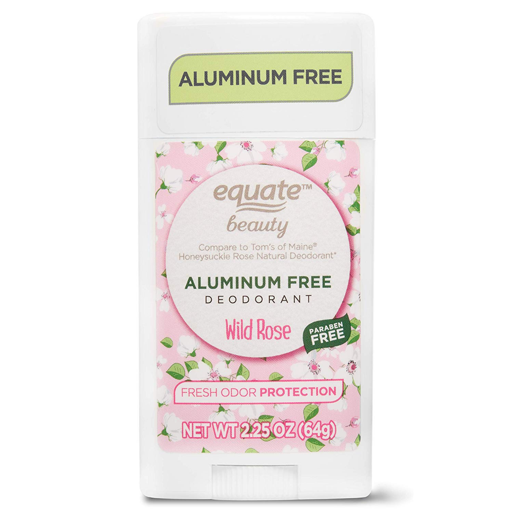Equate Beauty Aluminum Free Natural Deodorant