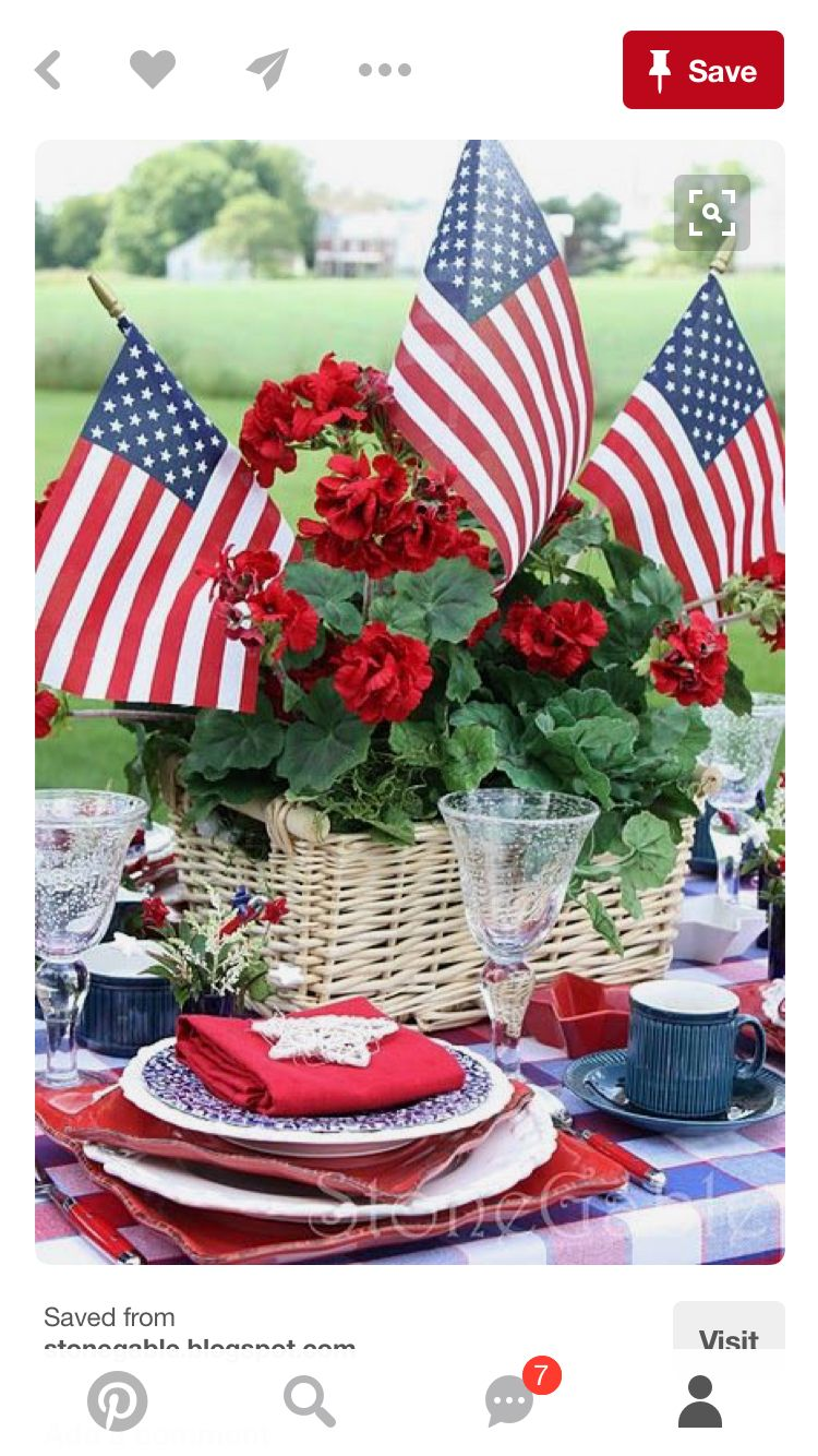 Pin By Jan Aileen On Summer Pinterest Red White Blue And Easter