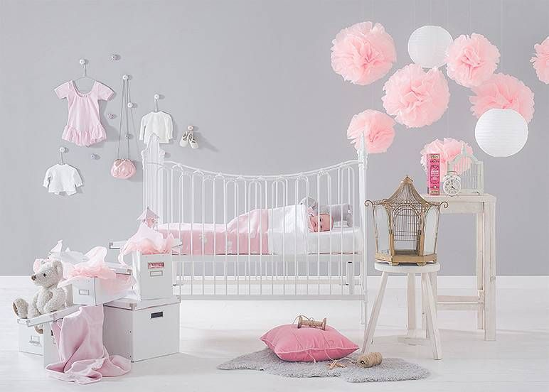 Ideeen Roze Kinderkamer : Meisjeskamer kinderkamerstylist
