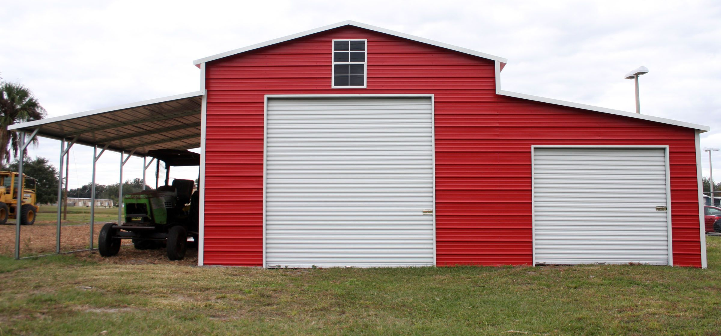 Pin by Anchor Steel Structures on Barns Steel buildings