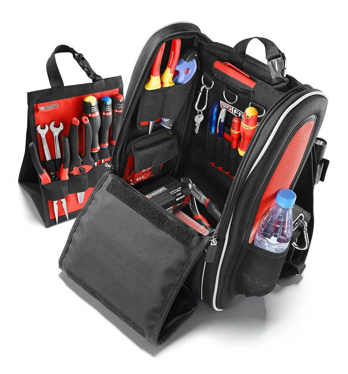 2486fd8a9301 Facom BS.MCB Compact Tool BackPack / RuckSack Storage Bag in 2019 ...