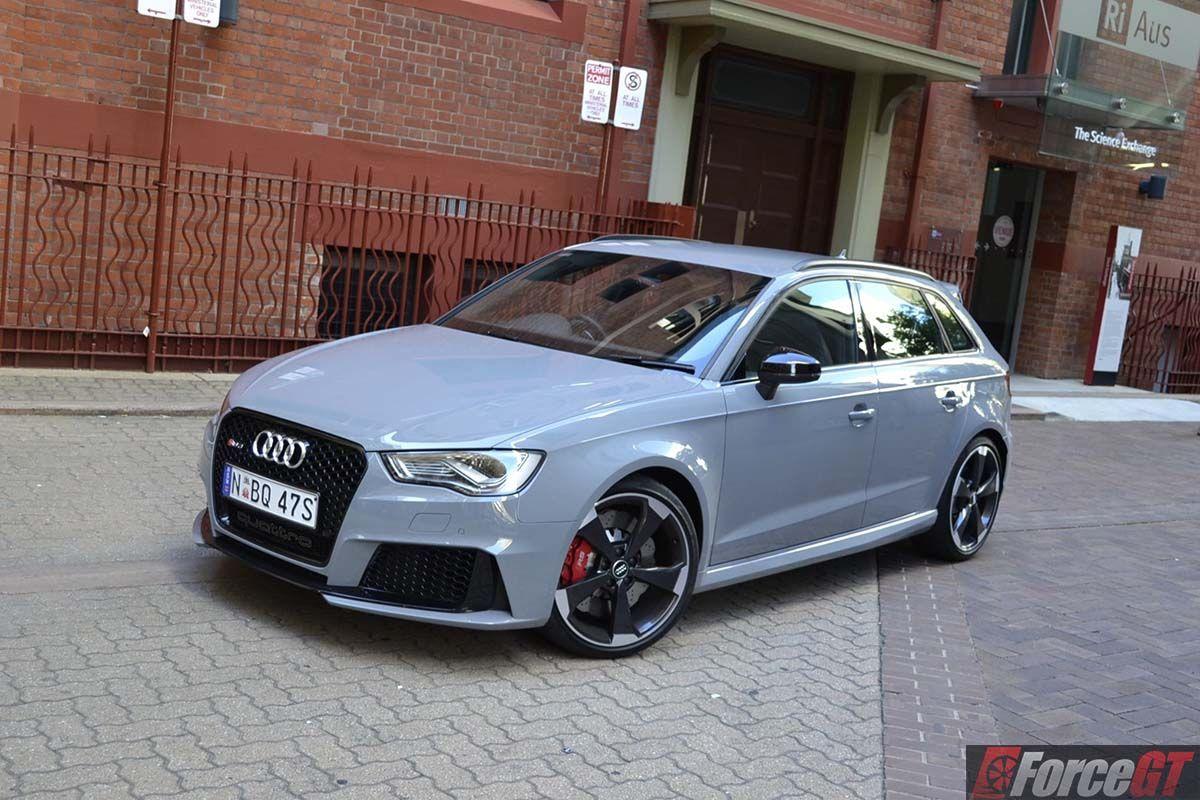 2016 Audi RS3 Sportback Review Audi rs3, Audi sportback