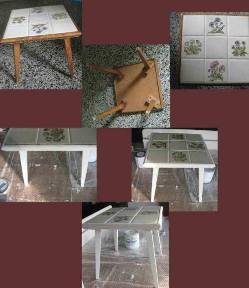 fliesentisch neu gestalten tisch neu weiteres unter tische. Black Bedroom Furniture Sets. Home Design Ideas