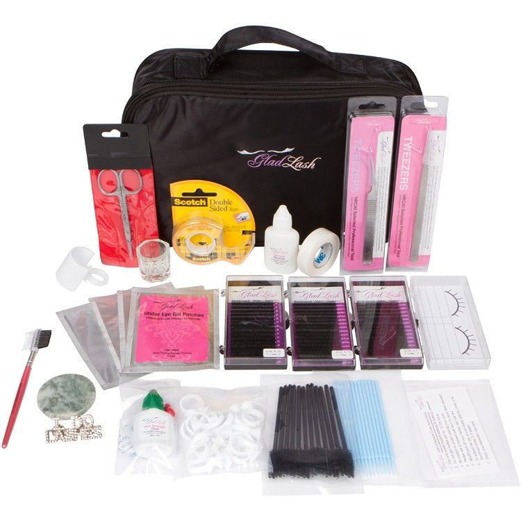 f32ac37991f The Essential Student Eyelash Extension Kit 66 piece student kit comes  complete with a collection of
