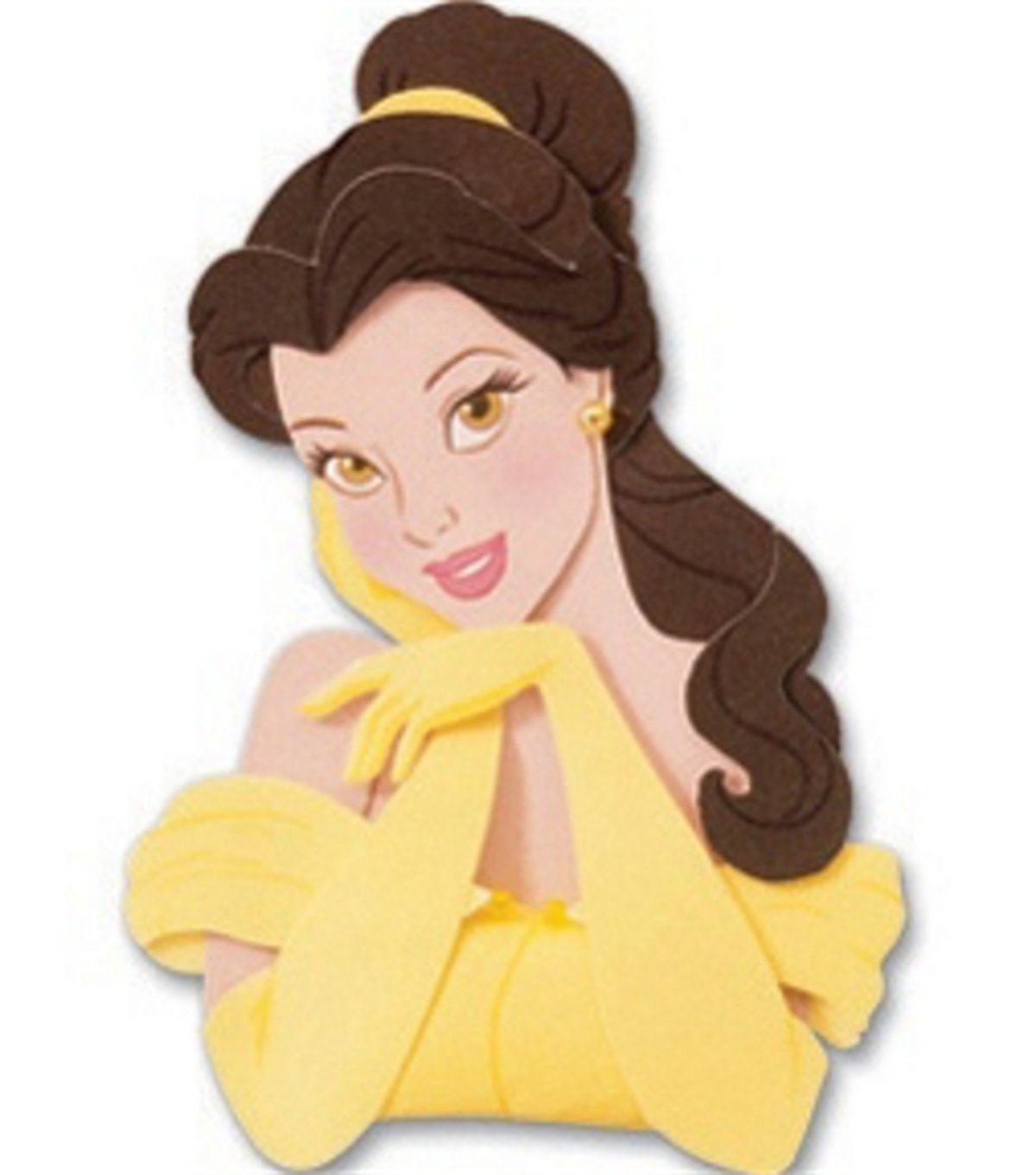 Princess belle portrait