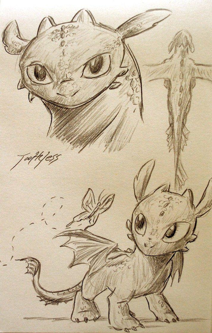 chimuelo <3 | dibujos | Pinterest | Dibujo, Dragones y Dibujar