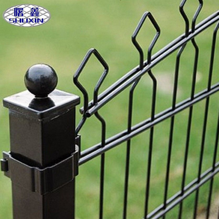best selling products Twin Horizontal Wire Fence Panel / Decorative ...
