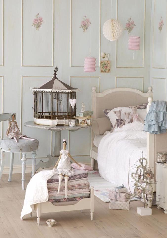 Chambre à coucher fille \u2013 lit \u2013 design \u2013 accessoires \u2013 Cocon et