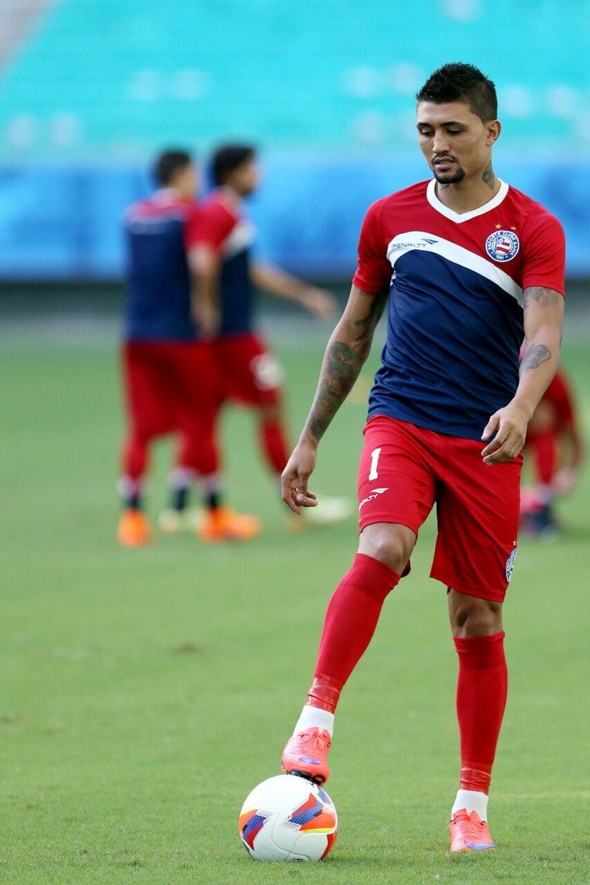 """Sérgio Soares assume que Kieza preocupa para Ba-Vi: """"Não está 100%"""" #globoesporte"""