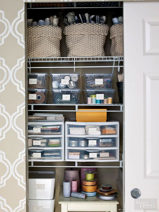 12 Things All Organized Homes Have In Common