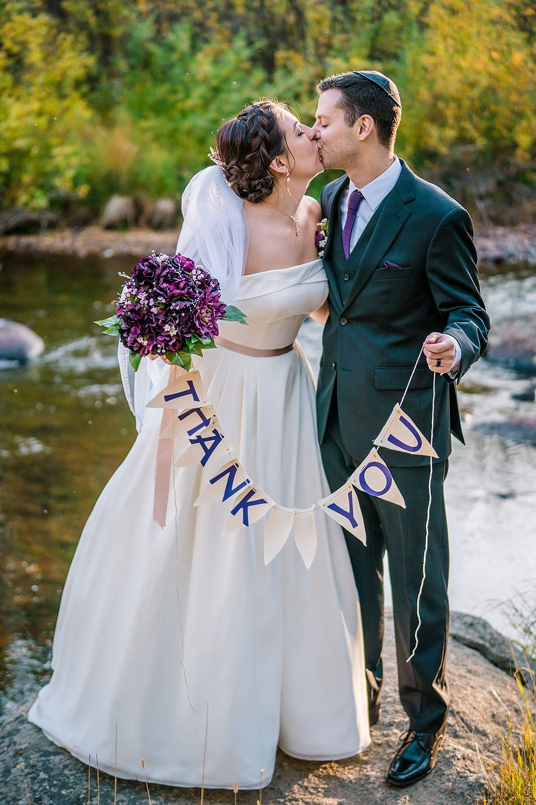 Wild Basin Lodge Fall Wedding Allenspark, Colorado in