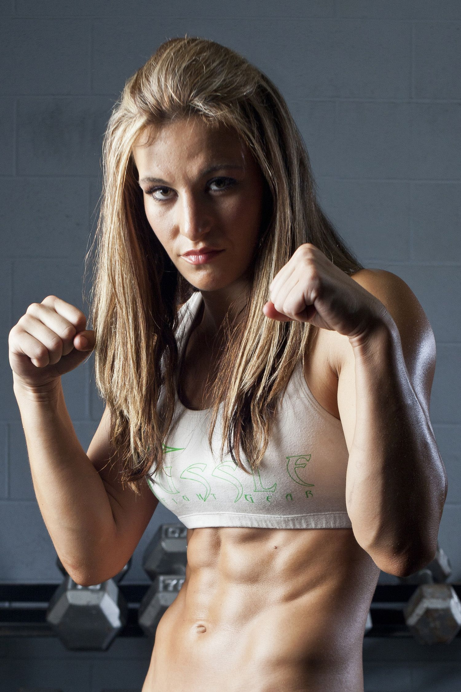 Watch Miesha Tate mixed martial arts video